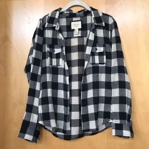Forever 21 Flannel Size M